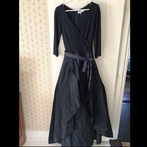 Beautiful Teri Jon floor length gown!